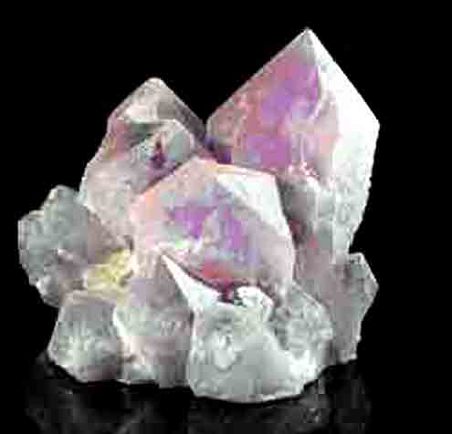The name of the mineral amethyst, like many others, is of Greek origin - amethyst is obtained from the word amethyst - non-drinker