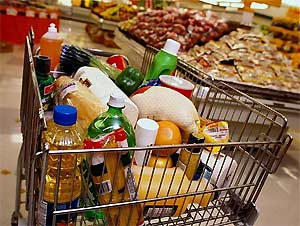 It was the accidental invention of shopping trolleys that allowed the creation of new types of stores - supermarkets and hypermarkets