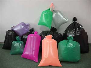 In 1950, inventor Harry Vasylyuk proposed the use of disposable garbage bags
